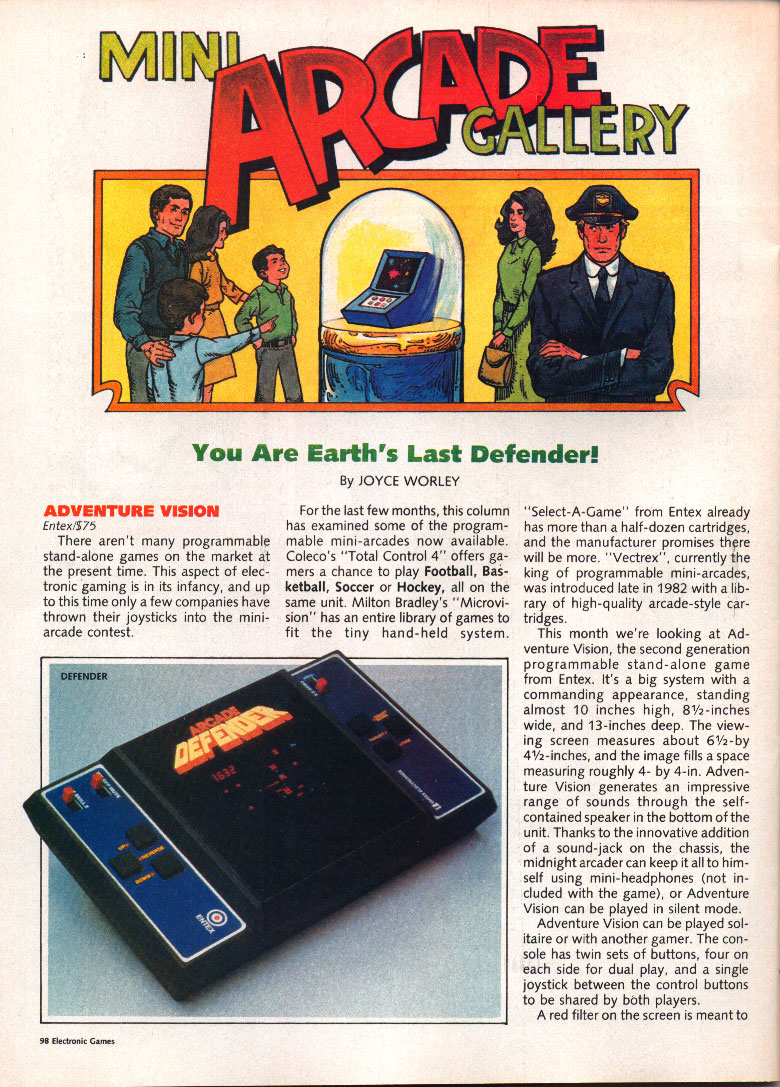 Electronic Games - February 1983