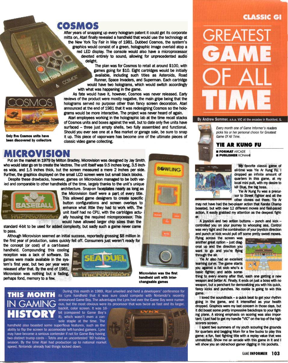 Game Informer issue #99 - page 2